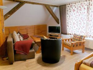 Sitzecke im Wochzimmer
